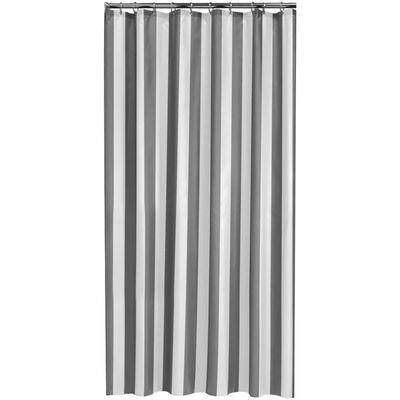 Sealskin Duschdraperi Linje 180 cm grå 233011314