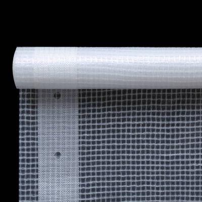 vidaXL Leno presenning 260 g/m² 3x2 m vit