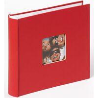 Walther Design Fotoalbum Fun Memo 10x15cm cm röd 200 foton