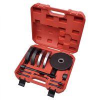 vidaXL Verktygssats f. kompakthjullager 78mm 14 delar Ford/Mazda/Volvo