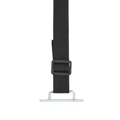 vidaXL Balkongmarkis multifunktionell 150x200 cm grå