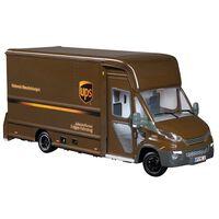 UPS Radiostyrd budbil ECO P80 Daily CNG 1:16