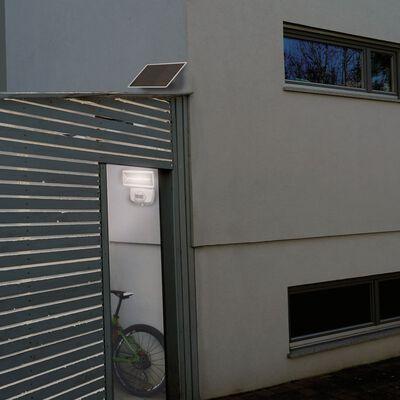 Brennenstuhl Soldriven LED-strålkastare SOL 800 IP44