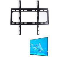 Tv-väggfäste För 32-60-tums Platt Tv - Svart