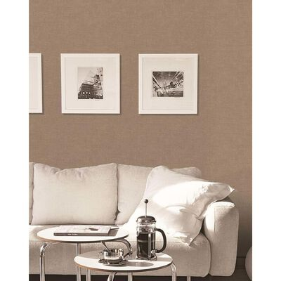 Noordwand Tapet Textile Texture taupe
