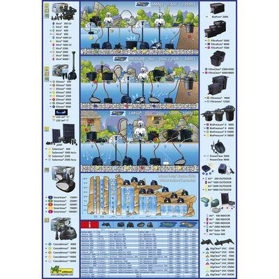 Ubbink Dammfilter set FiltraPure 7000 Plus 37 L 1355972