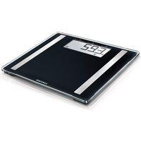 Soehnle Badrumsvåg Shape Sense Control 100 svart 180 kg 63857