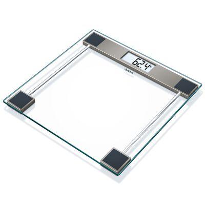 Beurer Badrumsvåg GS 11 glas transparent