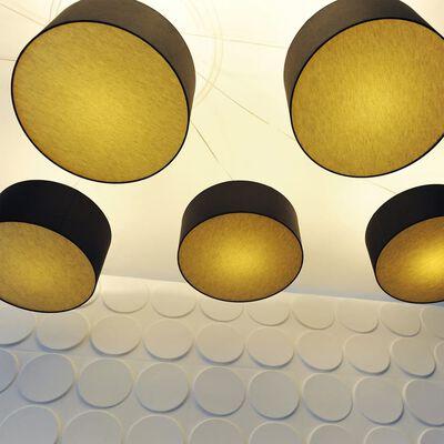 WallArt 3D Väggpaneler 24 st GA-WA03 cirklar