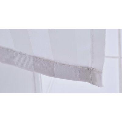 RIDDER Duschdraperi Snail textil