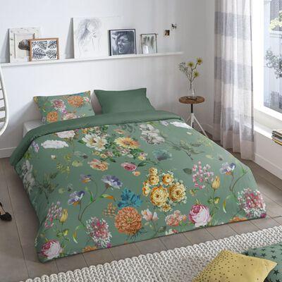 Good Morning Bäddset SHINSHOU 200x200/220 cm grön
