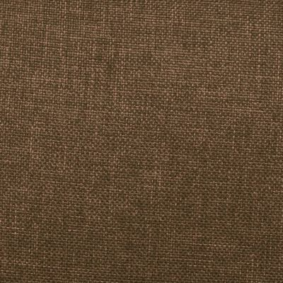 vidaXL Massagefåtölj brun tyg