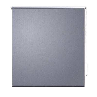 Rullgardin mörkläggande 40x100 cm grå