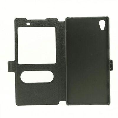 Xperia L1 Praktiskt Elegant Flipfodral DualView®,