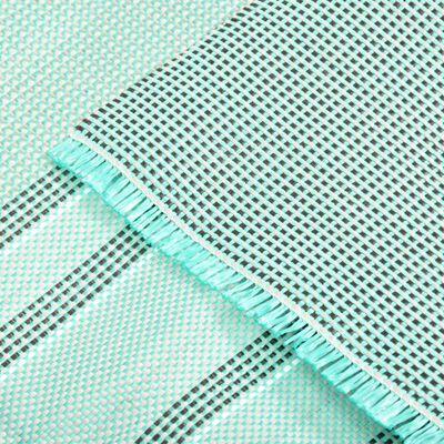 vidaXL Tältmatta 550x250 cm grön