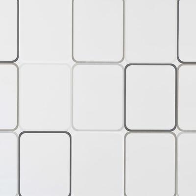 vidaXL Rullgardin för dusch 120x240 cm fyrkant