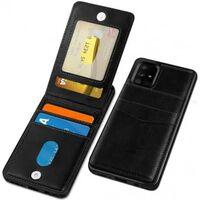 Samsung A51 Mobilskal Korthållare 4-fack Retro® V3