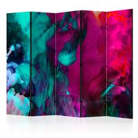 Rumsavdelare - Color Madness Ii   - 225x172 Cm