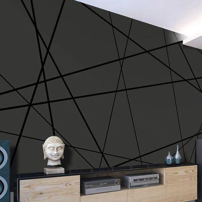 Fototapet - Dark Intersection - 250x175 Cm
