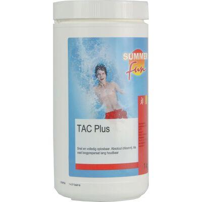 Summer Fun Alkalinitet-höjare Tac Plus 1 kg