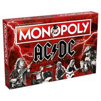 Monopol, AC/DC - Collector's Edition
