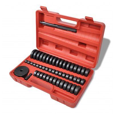 vidaXL Bussningsverktyg 18-65 mm 51-delar