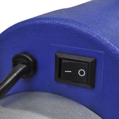 vidaXL Vakuumpump 1-stegs med 2-vägs grenrörsmätare
