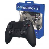 Trådlös 6-axis handkontroll för PS4 - Svart