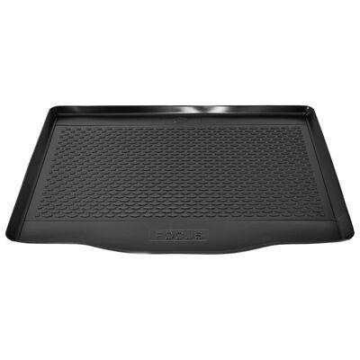 vidaXL Bagagerumsmatta till Ford Focus  Hatchback (2018-) gummi