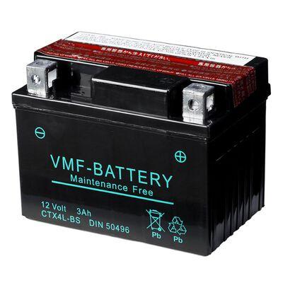 VMF Powersport Liquifix Batteri 12 V 3 Ah MF YTX4L-BS