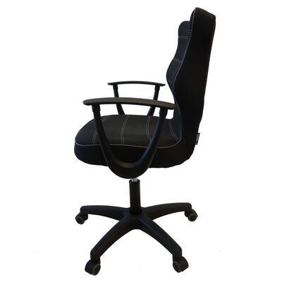 Good Chair Ergonomisk kontorsstol NORM svart BA-B-6-B-C-FC01-B
