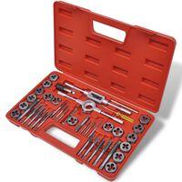 Gängverktygssats 40 delar