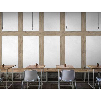 Grosfillex Väggplattor Gx Wall+ 10 st hammamträ 17x120cm