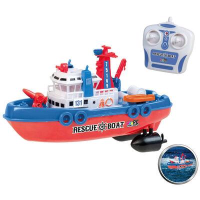 Happy People Radiostyrd båt