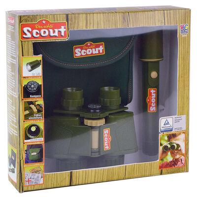 Scout Äventyrsset med barnkikare