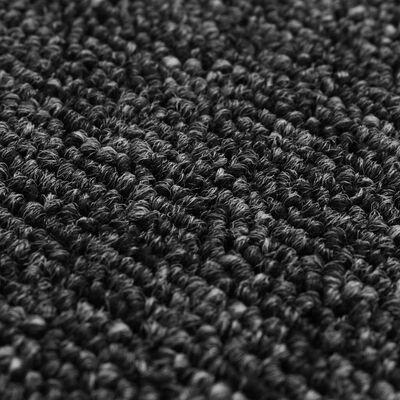 vidaXL Tuftad matta 160x230 cm antracit