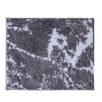 RIDDER Badrumsmatta Marmor gråvit 55x50 cm