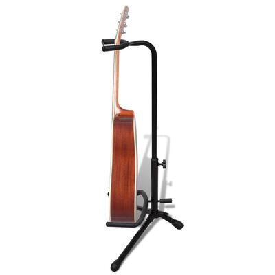 Gitarrställ vikbar 66-80cm enkel