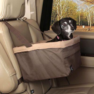 Happy Ride Hundsäte Tagalong XL brun,