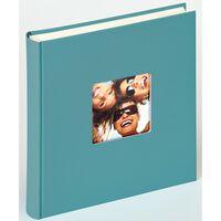 Walther Design Fotoalbum Fun 30x30 cm petrolgrön 100 sidor