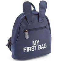CHILDHOME Barnryggsäck My First Bag marinblå