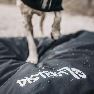 DISTRICT70 Burmatta LODGE mörkgrå XL