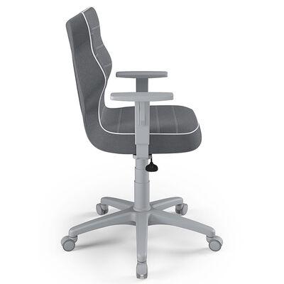 Entelo Good Chair Skrivbordsstol för barn Duo JS33 storlek 6 grå