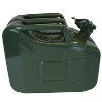 ProPlus Jeepdunk metall grön 10L