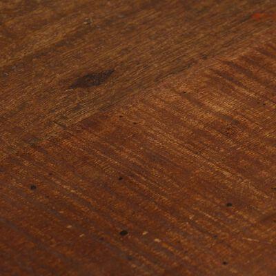 vidaXL Barmöbler 5 delar massivt återvunnet trä