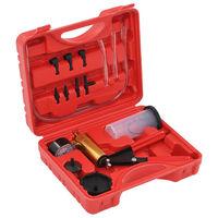 vidaXL Bromsluftningsverktyg och vakuumpump