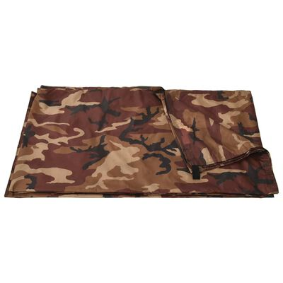 vidaXL Tarp 3x2 m kamouflage