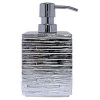 RIDDER Tvålpump Brick silver, Silver