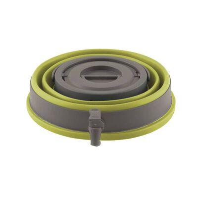 Outwell Hopfällbar vattenbehållare 12L limegrön 650686