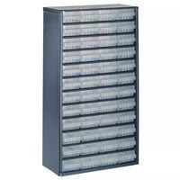 Raaco Sortimentskåp 1248-01 med 48 lådor 137393